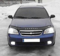 Дефлектор капота Chevrolet Lacetti 2003- SD/UN Vip Tuning