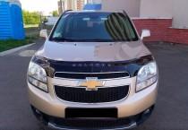 Дефлектор капота Chevrolet Orlando Vip Tuning