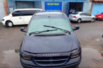 Дефлектор капота Chrysler Voyager III 1995-2001  Vip Tuning