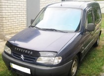 Дефлектор капота Citroen Berlingo 1996-2002 Vip Tuning