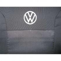 Prestige Авточехлы VW Transporter T5  1+2 с подлотониками