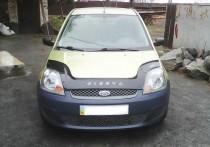 Дефлектор капота Ford Fiesta 2002-2008 Vip Tuning