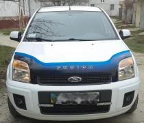 Дефлектор капота Ford Fusion Vip Tuning