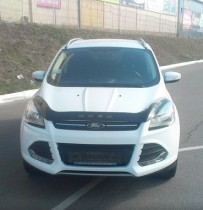 Дефлектор капота Ford Kuga 2013- Vip Tuning