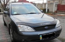 Дефлектор капота Ford Mondeo 2001-2006 Vip Tuning