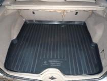 Коврик в багажник Ford Focus 1998-2004 universal полимерный L.Locker