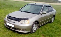 Дефлектор капота Honda Civic 2001-2003 VT52