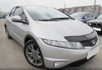 Дефлектор капота Honda Civic 2012- hb Vip Tuning