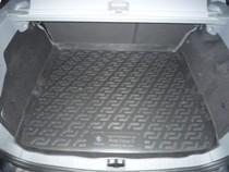Коврик в багажник Ford Focus 2005-2008 universal полимерный L.Locker