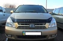 VT52 Дефлектор капота Kia Carnival 2006-2014
