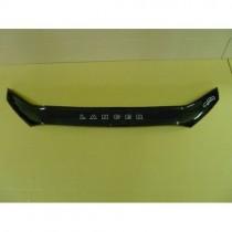 Дефлектор капота Mitsubishi Lancer X 2007- Vip Tuning