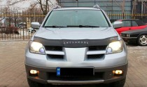 Дефлектор капота Mitsubishi Outlander 2001-2007 Vip Tuning