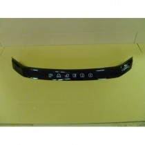 Дефлектор капота Mitsubishi Pajero 4 2006- Vip Tuning