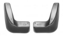 Брызговики Skoda Octavia A7 2013- передние Nor-Plast