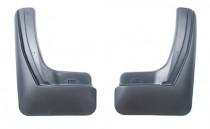 Брызговики Volkswagen Tiguan 2015- задние Nor-Plast