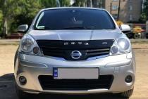 Дефлектор капота Nissan Note 2009-2013 Vip Tuning