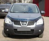 Дефлектор капота Nissan Qashqai 2006-2009 Vip Tuning