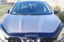 Дефлектор капота Nissan Qashqai 2009-2014 Vip Tuning
