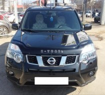 Дефлектор капота Nissan X-Trail 2007-2014 Vip Tuning