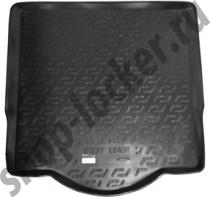 Коврик в багажник Ford Mondeo Turnier 2014- полимерный L.Locker