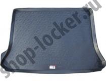 Коврик в багажник Ford Tourneo Connect 2002-2012 полимерный L.Locker