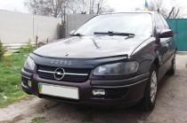Дефлектор капота Opel Omega В 1994–1999 Vip Tuning