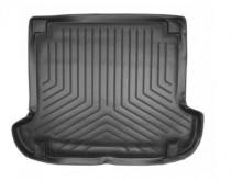 Nor-Plast Коврик в багажник Hyundai Terracan (HP) 2001-2006 резино-пластиковый