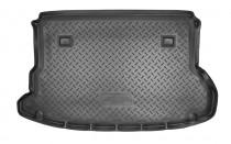 Nor-Plast Коврик в багажник Hyundai Tucson 2004-2015 резино-пластиковый