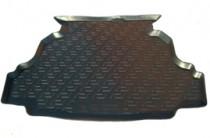 Коврик в багажник Geely Emgrand EC7 sedan полимерный