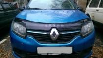 Vip Tuning Дефлектор капота Renault Logan 2013-