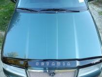 VT52 Дефлектор капота Skoda Octavia Tour 1997-2010