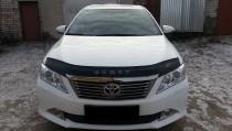 Дефлектор капота Toyota Camry V50 2011-2014 Vip Tuning