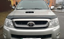 Дефлектор капота Toyota Hilux 2011-2014 Vip Tuning