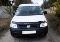 Дефлектор капота VW Caddy 2004-2010 VT