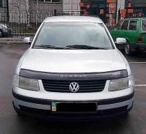 Дефлектор капота VW Passat B5 1997-2001 Vip Tuning