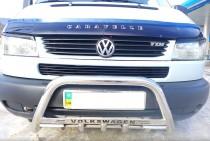 Дефлектор капота VW Transporter T4+ 1998-2003 Caravelle/ Multivan Vip Tuning