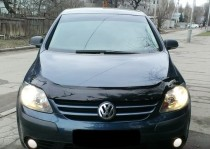 Дефлектор капота VW Golf Plus 2005- VT