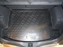Коврик в багажник Honda Civic hatchback 2006-2012 полимерный L.Locker