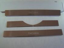 Накладки на пороги CHEVROLET TACUMA 2000-2008 NataNiko