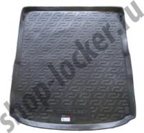 L.Locker Коврик в багажник Hyundai i40 universal полимерный