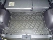 L.Locker Коврик в багажник Hyundai Matrix полимерный