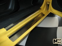NataNiko Накладки на пороги SEAT LEON II 2005-