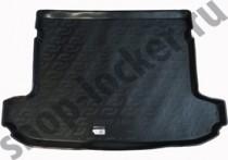 Коврик в багажник Hyundai Tucson 2015- полимерный L.Locker