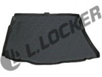 Коврик в багажник Kia Ceed hatchback 2012- luxe полимерный L.Locker