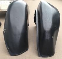 Unidec Защита колесных арок Nissan Qashqai 2006-2014 задние