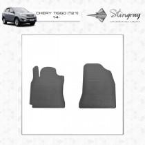 Stingray Коврики резиновые Chery Tiggo 5 (Т21) 2013- передние