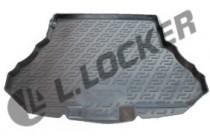 Коврик в багажник MG 550 2008- полимерный L.Locker