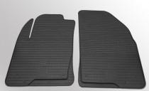 Коврики резиновые Ford Fiesta 02-/Ford Fusion 02-/Mazda 2 02- передние Stingray
