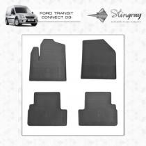 Коврики резиновые Ford Connect 2002-2012 Stingray