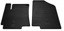 Коврики резиновые Hyundai Accent 10-/Kia Rio III 11- передние Stingray